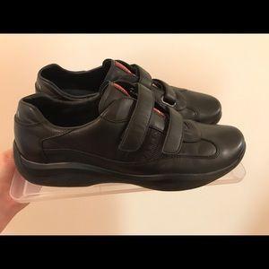 Men's Prada Velcro sneakers- Like New